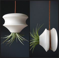 2 in 1 Hanging Air Planter $40