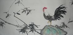 chicken paintings - Google Search