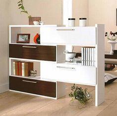 Decorative shelves displays #KBHomes/ room divider....