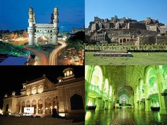 Eminent Places In City Of Nawabs Hyderabad