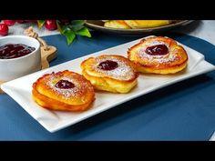 RYCHLÉ a velmi JEDNODUCHÉ - nadýchané koblihy jako z koblihárny!| Cookrate - Czech - YouTube Churros, Donuts, French Toast, Muffin, Breakfast, Youtube, Food, Afternoon Snacks, Waffles