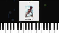 Passenger - Let Her Go (Kygo Remix) Piano Tutorial - Chords - How To Pla...