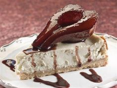 Blue Cheese Cheesecake  ❤  ❤  ❤
