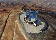 Assessoria de Imprensa: Cerimônia de colocação da pedra fundamental do Extremely Large Telescope