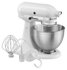 x Mélangeur Kitchenaid, Kitchenaid Classic Stand Mixer, Kitchenaid Artisan, Artisan Mixer, Kitchen Stand Mixers, Kitchen Aid Mixer, New Kitchen, Kitchen Dining, Kitchen Magic
