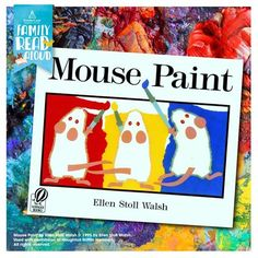 Get your paws all covered in paint—and learn your colors too!  Buy the book here: http://amzn.to/2q2WWZX