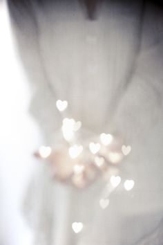 Sparkly hearts. #photography #sparkle