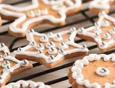 Receta de Galletas Ginger bread Cookies, Desserts, Food, Biscuits, Sweet Treats, Deserts, Cooking, Recipe Books, Essen