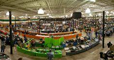 RK Gun Show @ Knoxville Expo Center