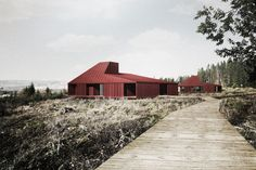 Dalsland House, Leth and Gori architects