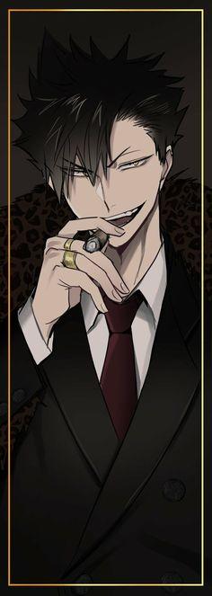 Kuroo Tetsurou Hot, Kuroo Haikyuu, Haikyuu Funny, Nishinoya, Haikyuu Manga, Haikyuu Fanart, Anime Manga, Kenma, Hot Anime Boy