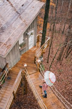 When searching for fun places that we could reach by car from Charleston, we stumbled on Bolt Farm Treehouse. There's always something extra special about staying a night or two in a house that's attached to trees but this place in particular was amazing. Located not too ...