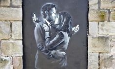 Banksy saves a Youth Club! Read on. . .