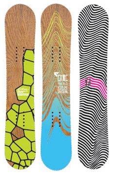 Choc started producing snowboards in 1992. They are another company the primarily build snowboards for other brands