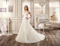 Fashion bride 2016 - Collection NICOLE.  NIAB16121. Wedding Dress Nicole.