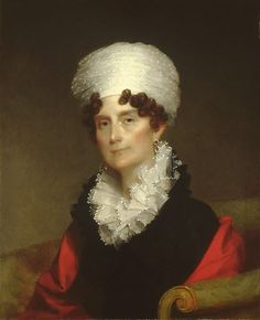 Mrs. Andrew Sigourney  Gilbert Stuart (American, North Kingston, Rhode Island 1755–1828 Boston, Massachusetts)  Date: Ca. 1820