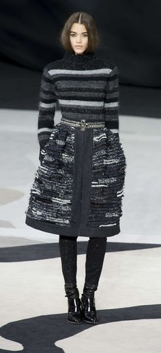 CHANEL. RTW. Winter 13-14  Paris