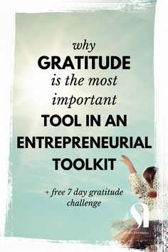 Gratitude, its easy, right! Job done, gratitude given. Read why gratitude needs to be in your entrepreneurial toolkit. Coaching Personal, Business Coaching, Business Entrepreneur, Entrepreneur Motivation, Business Quotes, Business Tips, Online Business, Business Sales, Creative Business