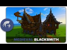 A quick guide on how to build a Nordic Medium House. View map now! The Minecraft Map, Nordic Medium House Tutorial, was posted by Minecraft Hammer. Minecraft Houses Survival, Minecraft Blueprints, Cool Minecraft Houses, How To Play Minecraft, Minecraft Buildings, Minecraft Awesome, Welding Projects, Woodworking Projects, Minecraft Challenges