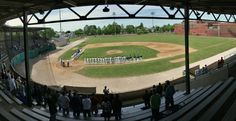 Ainsworth Field - Erie, PA (played here)