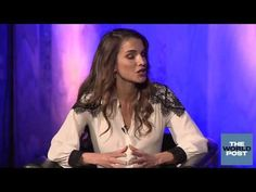 March 6, 2015, Queen Rania: Let's Drop The First 'I' In ISIS, with Arriana Haffington