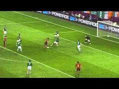 David Silva Goal Spain vs Ireland