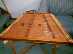 I have wanted to learn how to play the Hammered Dulcimer. Of course that means I will have to buy one first.