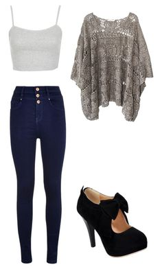 """Untitled #89"" by myahughes on Polyvore"