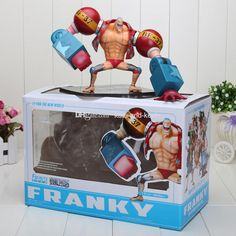 7'' One Piece New World After 2 Years Franky PVC Action Figure Collection Model from Kate-and-kevin,$22.1 | DHgate.com