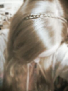 Braid headband...simple & cute <3