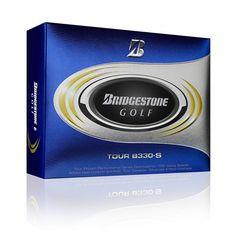 Bridgestone Tour B330 S Custom Logo  Personalized Golf Balls
