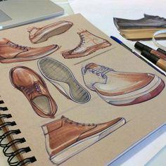 croqui sapatos - desenho- ilustração de moda - calçados - illustration shoes- drawing- footwear- fashion- drawing