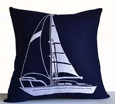 Handcrafted Decorative Pillow Cover Nautical Theme Design... http://www.amazon.com/dp/B01700H8PM/ref=cm_sw_r_pi_dp_ZLuvxb0JRRB50