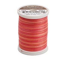 Sulky Of America 400d 30wt 2Ply Blendables Cotton Thread 500 yd Poppy *** Find out more about the great product at the image link.