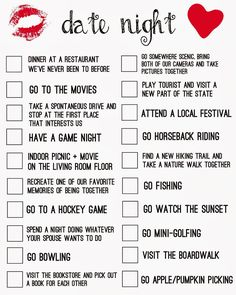 Super Fun Date Ideas For Valentines Day Date Nights