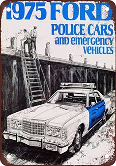 Call The Cops - American Police Car Brochures - Voices of East Anglia Old Police Cars, Ford Police, Police Patrol, State Police, Norman Rockwell, Ambulance, Tour Eiffel, Batman 1, Pub Vintage