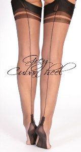 Touchable - UK shop for fully fashioned stockings, RHT, suspender belts, lingerie, delivery world-wide Fully Fashioned Stockings, Cuban, Hosiery, Lingerie, Paris, Grey, Black, Style, Stockings