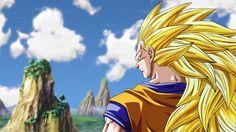 Goku SSJ3 Wallpaper