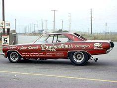 Dodge Dart Funny Car