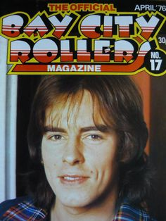 THE OFFICIAL BAY CITY ROLLERS MAGAZINE - NO 17 APRIL 1976 | eBay