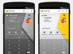 Tap & Pay Cards by Chris Halaska