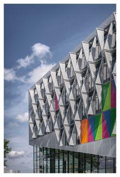 Campus-Neubau von Henning Larsen in Dänemark