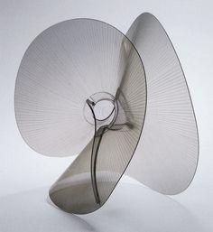 Naum Gabo / spheric theme : transparent variation, 1937