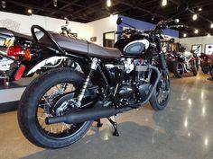 2017 Triumph Bonneville T120 Black in San Bernardino, California