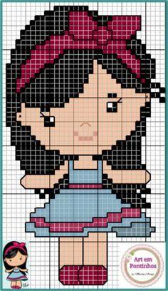 Cross Stitch Books, Cross Stitch Charts, Cross Stitch Designs, Cross Stitch Embroidery, Cross Stitch Patterns, Baby Cardigan Knitting Pattern, Baby Knitting, Mermaid Quilt, Stitch Character