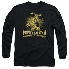 Popeyes Gym