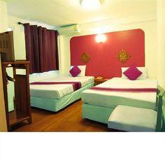 Sawasdee Bangkok Inn, 126/2 Khaosan Rd., Banglumpu, Pranakorn, Bangkok, TH 10200.  $19.40 average per night.