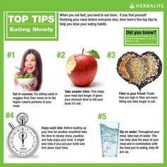Eating tips
