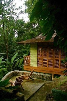 Kanopi House, Portland, Jamaica.