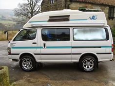 Hiace Hobo - Living in a Toyota Camper Van: 2014 plans | Robs 4WD Hiace Camper…